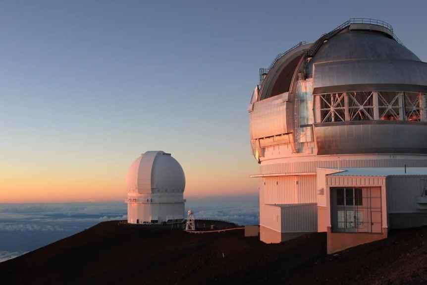 Best Observatories in the U.S. - Mauna Kea