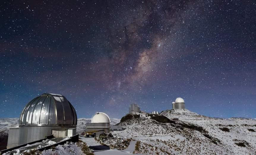 Best Observatories in the US - ESO:José Francisco Salgado
