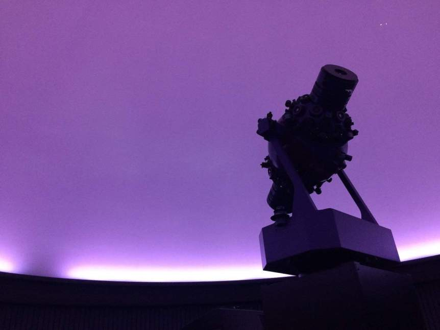 Best Planetariums in the U.S. - Bishop Museum - Daniel Ramirez via Flickr
