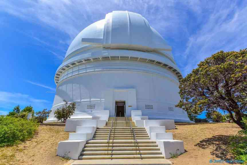 Stargazing near San Digeo - Palomar Observatory - Jack Miller via Flickr