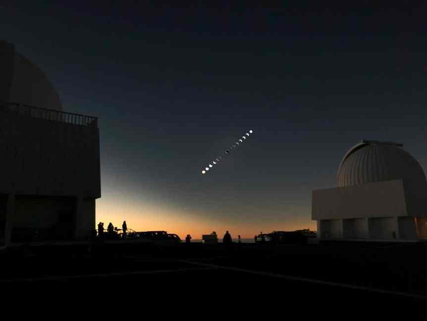 Total Solar Eclipse - NASA Goddard via Flickr