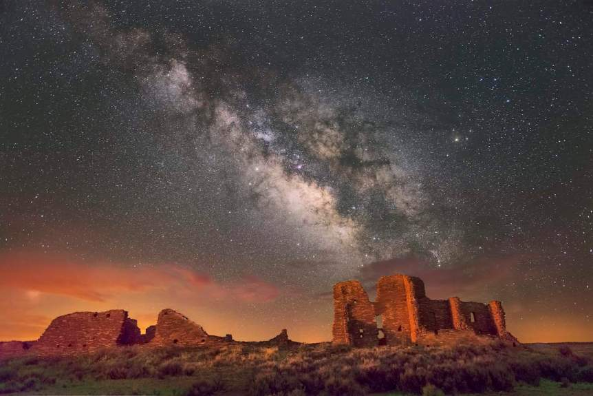 Best National Parks for Stargazing - Chaco Culture - John Fowler via Flickr