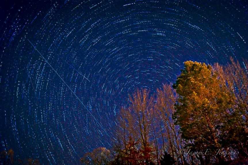 Geminids Meteor Shower - Jason Jenkins via Flickr