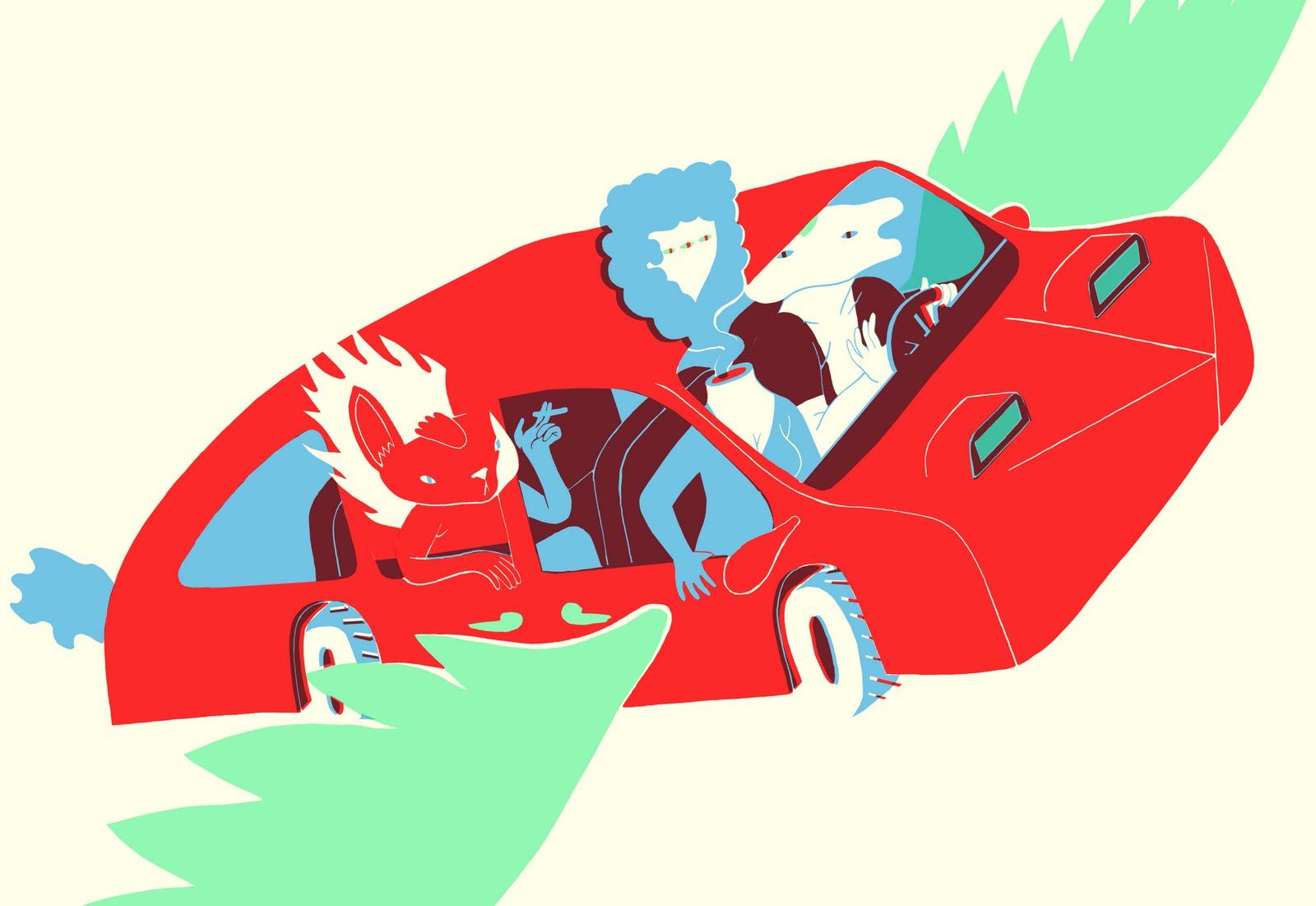 """Featured image for """"Juliána Chomová: """"Podivní ľudia sú skvelými predlohami na postavy do ďalšieho komiksu."""""""""""