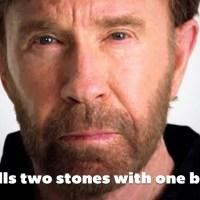5+ základných faktov o Chuckovi Norrisovi, ktoré by ste mali vedieť - len tak pre istotu