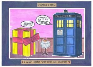 TARDIS ON A DATE #4
