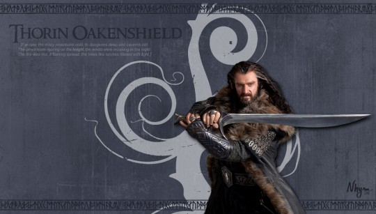 thorin_oakenshield_by_lievanne-d5o8otc