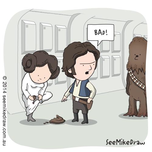 Bad Chewbacca