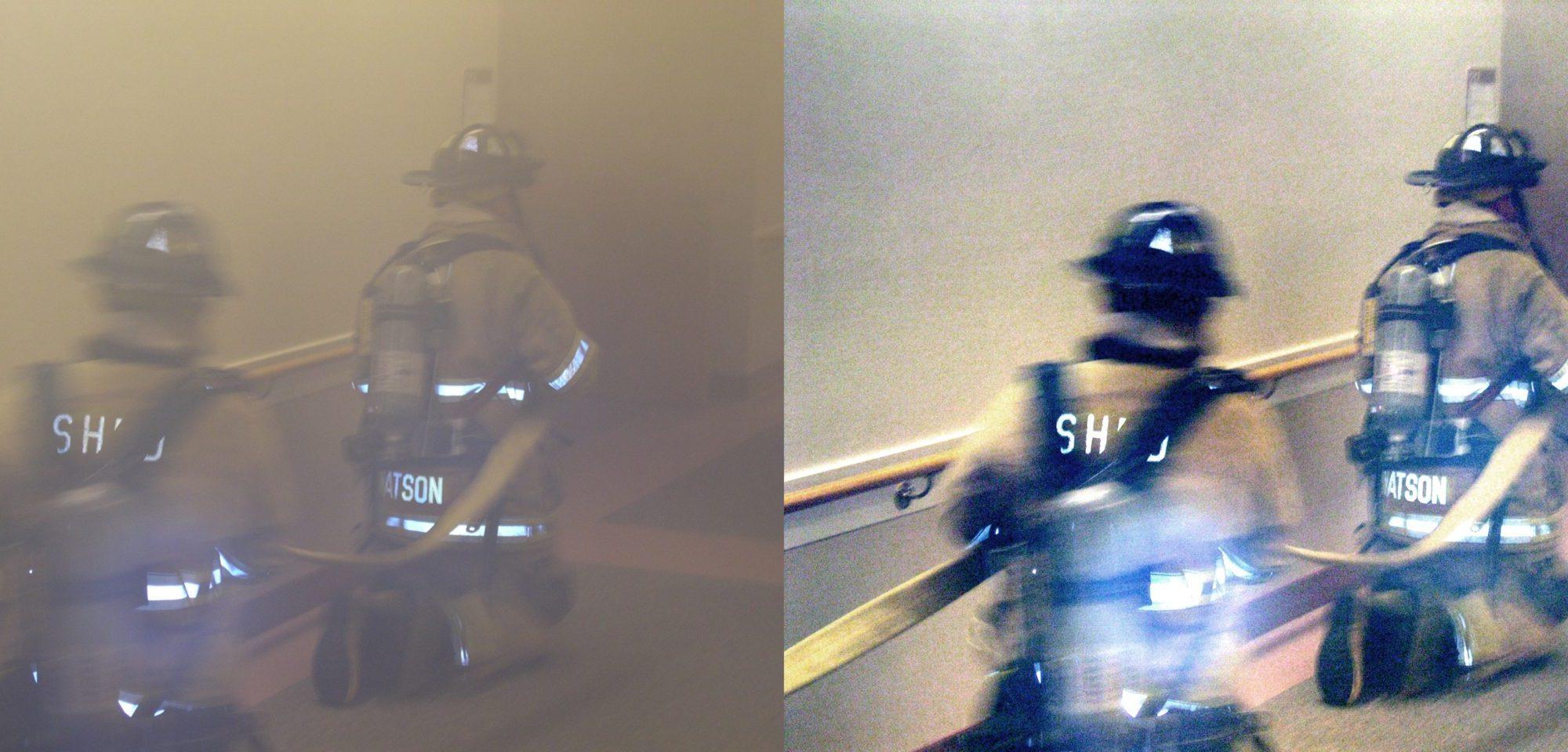 ERV scan of Fire Rescue