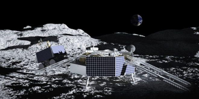 Astrobotic Awarded $199.5 Million Contract to Ship NASA Moon Rover
