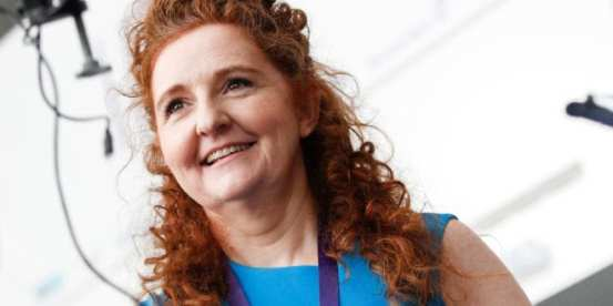 Space Café Podcast Episode 021 with dr.  Niamh Shaw is now available