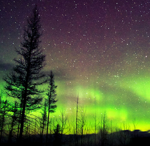 Can You See Northern Lights April