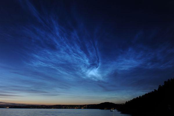 Noctilucent Cloud - Summer 2009