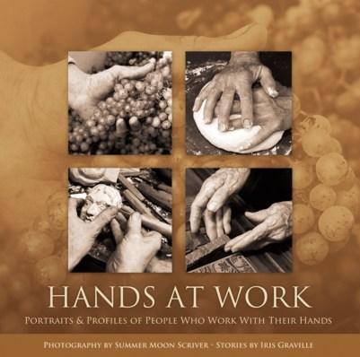 Hands at Work Traveling Exhibit by Bering Street Studio
