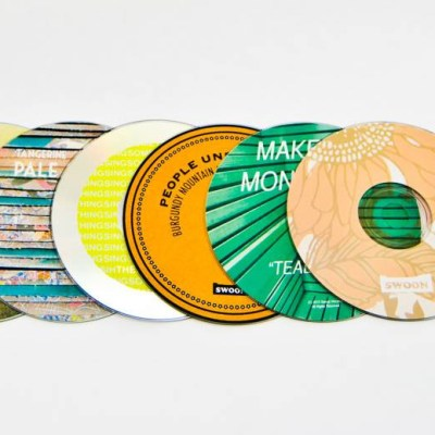 Swoon does music recording, mastering and label printing in Tacoma