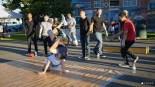 Fab-5 breakdancing performance