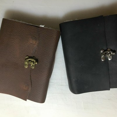Rogue Friar Recycled Leather Journals