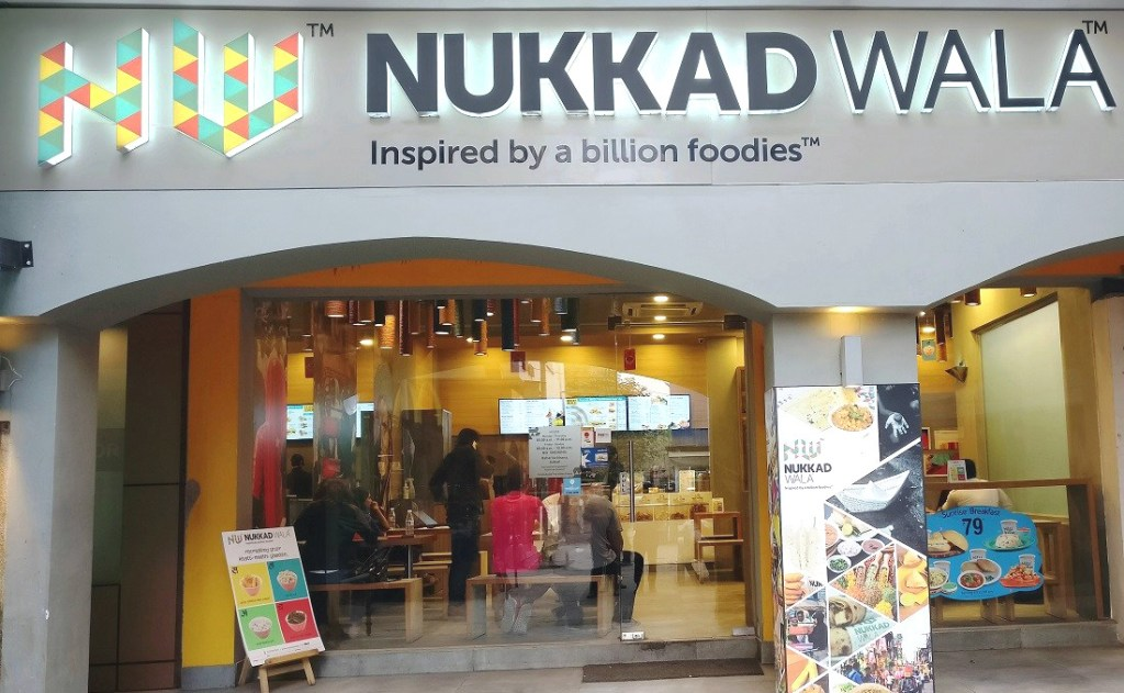 cafeteria leased in south delhi and gurgaon to nukkadwala cafe