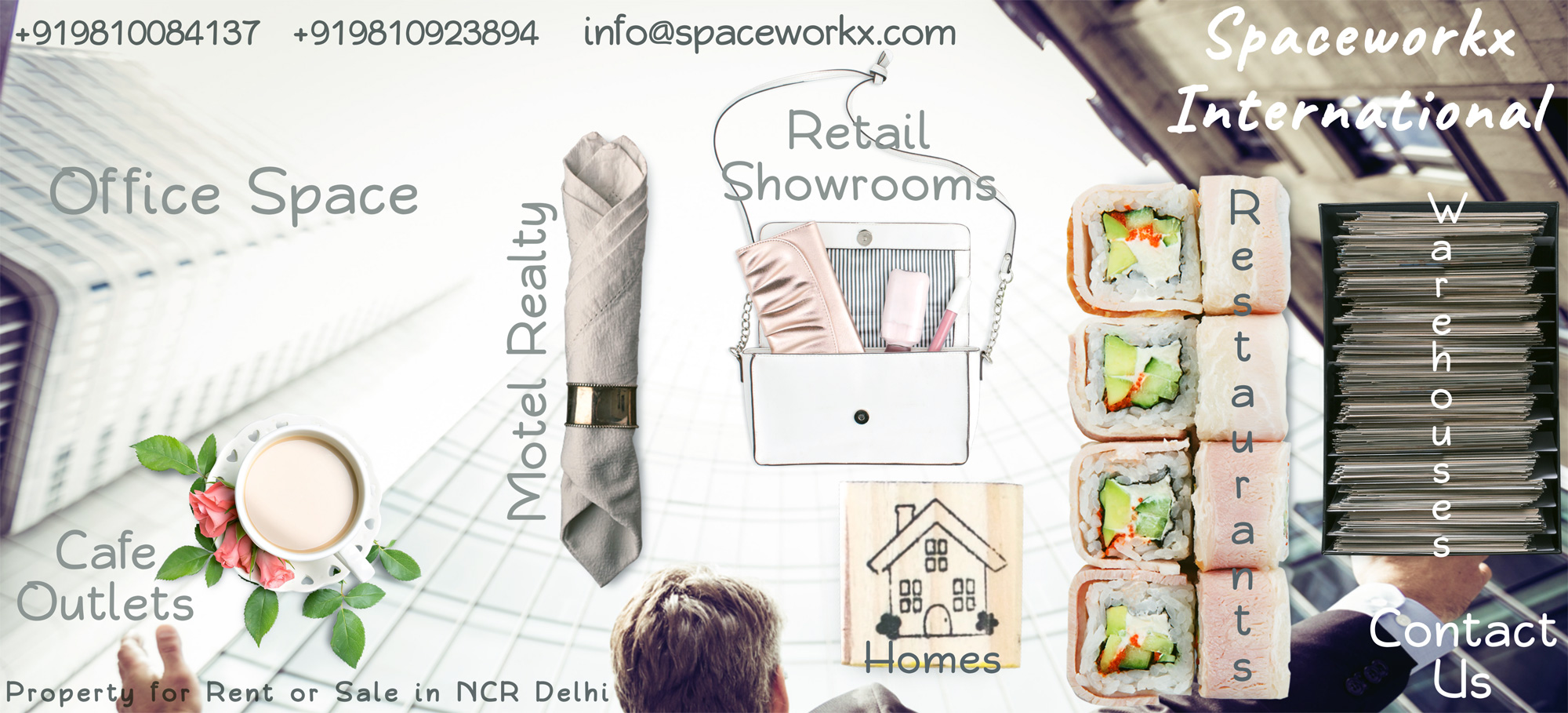 contact for property on rent or sale in ncr delhi real estate market