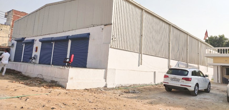 Warehouse For Lease In Faridabad