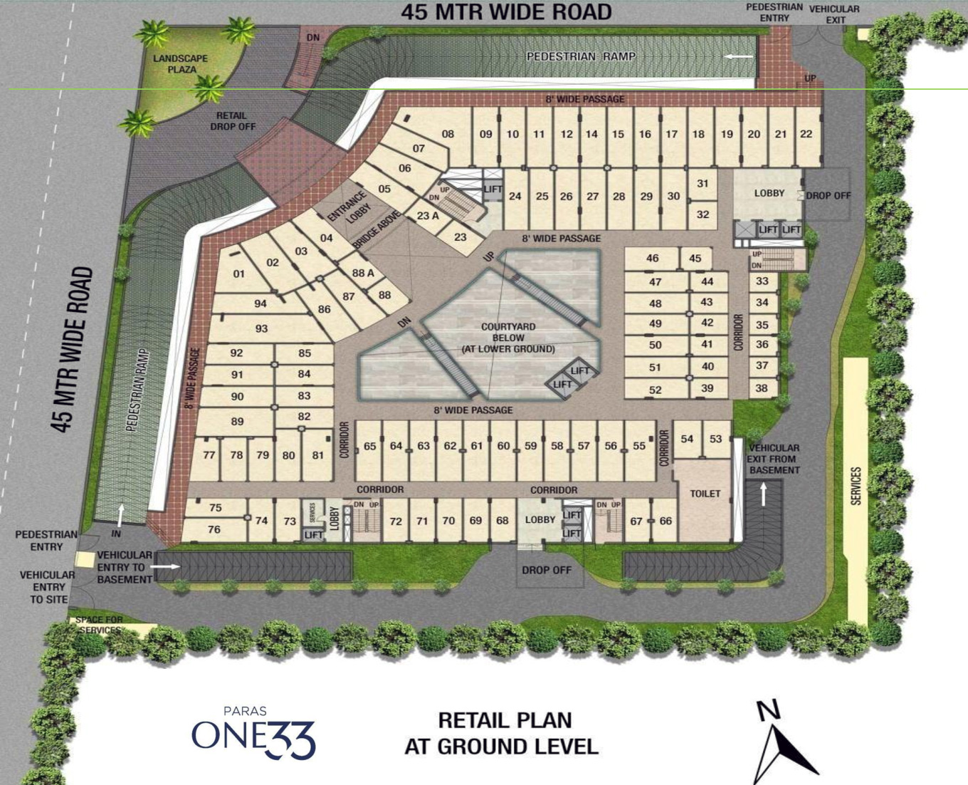 Shop For Sale In Noida