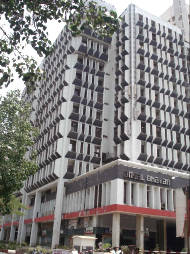 commercial property leased in delhi located at connaught place