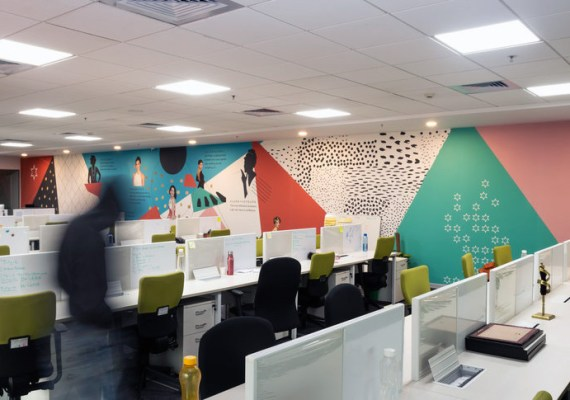Commercial Space Rented In Delhi