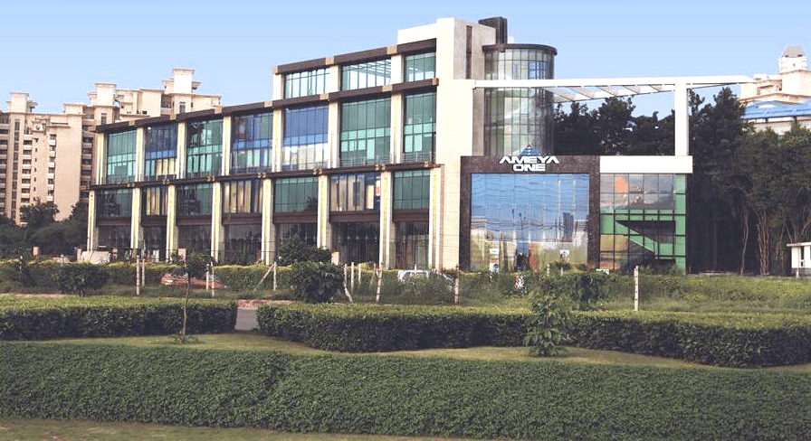 gurgaon furnished office space on renting at 1st floor