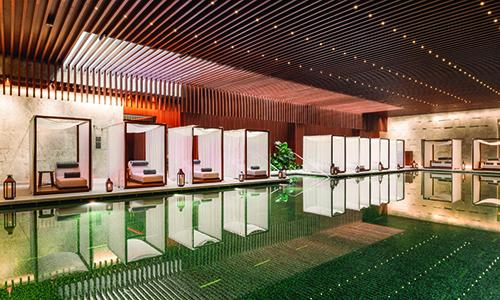 The Bvlgari Spa Shanghai