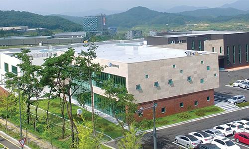 韩国器材在中国
