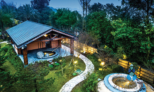 Kingrun Yi Tang Nanshan Hot Springs