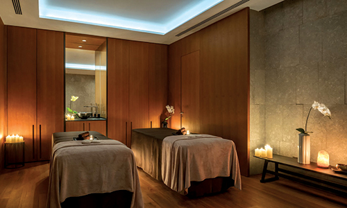 Bvlgari Spa at The Bulgari Hotel Beijing Debuts