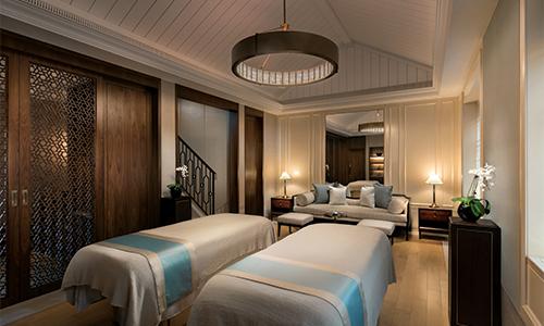 上海建业里嘉佩乐酒店Auriga水疗