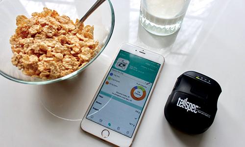 TellSpec食品检测系统