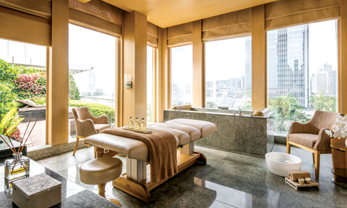 The Spa at Four Seasons Hotel Hong Kong Joins Hands with Epicuren