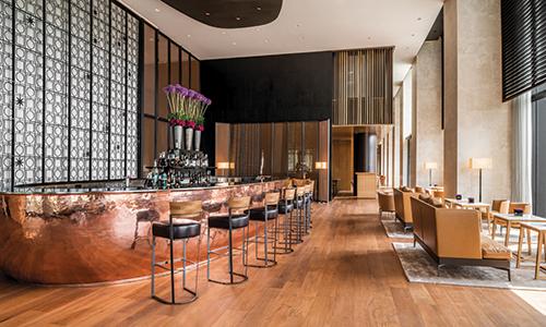 The Bulgari Hotel Beijing Presents Brand's Luxury Inheritance