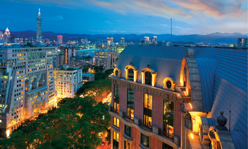 Luxury with Classic Style in Taipei