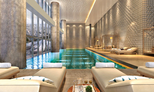 Oasis Spa at The Mexi Lake Hotel, A Luxury Collection Hotel, Changsha