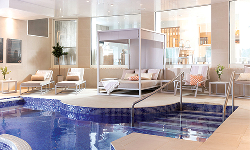 The Spa at St. Michaels Falmouth Hotel