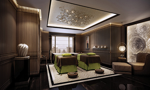The Spa at Bellagio Shanghai to Open