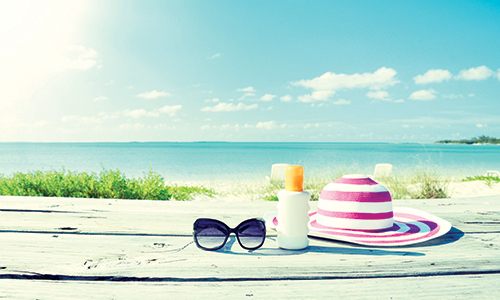 Whitening and Sunscreen