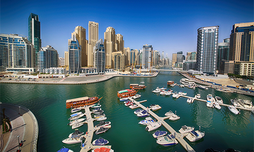 Dubai City of Future