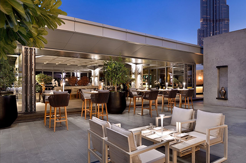 与Emaar酒店集团一起共享免费晚餐