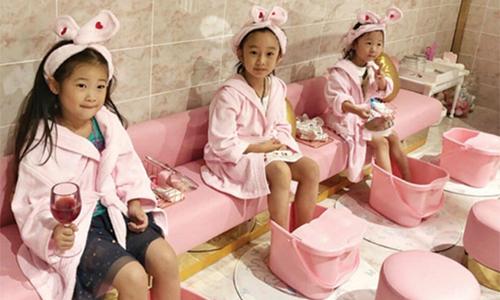 Twinkle儿童水疗