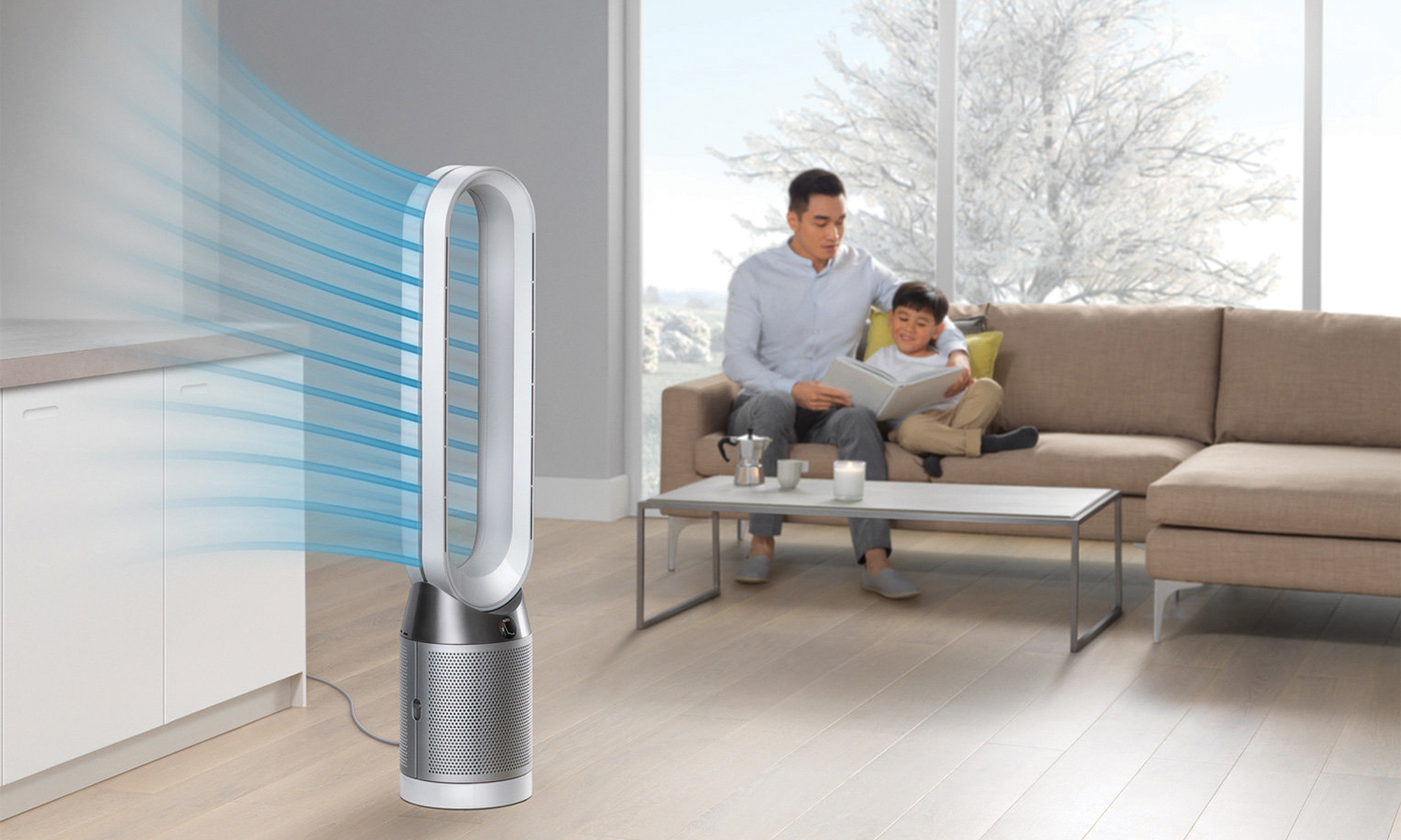 Dyson Pure Cool Purifying Fan