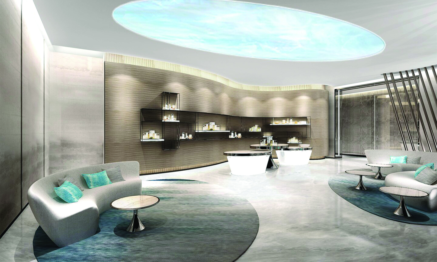 Touch Spa at Renaissance Shenzhen Bay Hotel