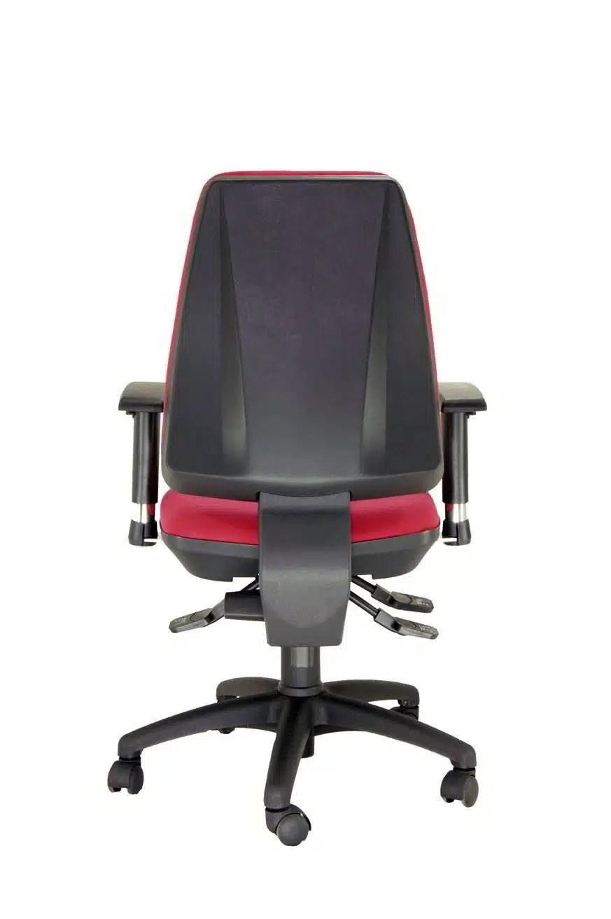 Silla de oficina Equis ergonmica  Muebles de oficina Spacio