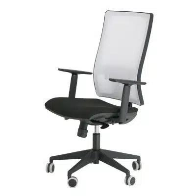 Silla ergonmica Light personalizable  Muebles de oficina