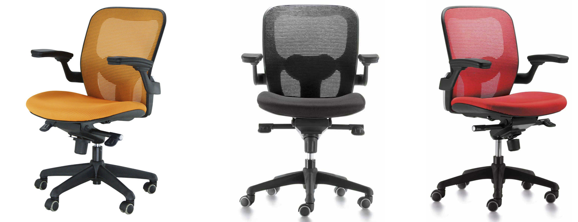 Sillas oficina ergonmicas Gioconda  Muebles de oficina