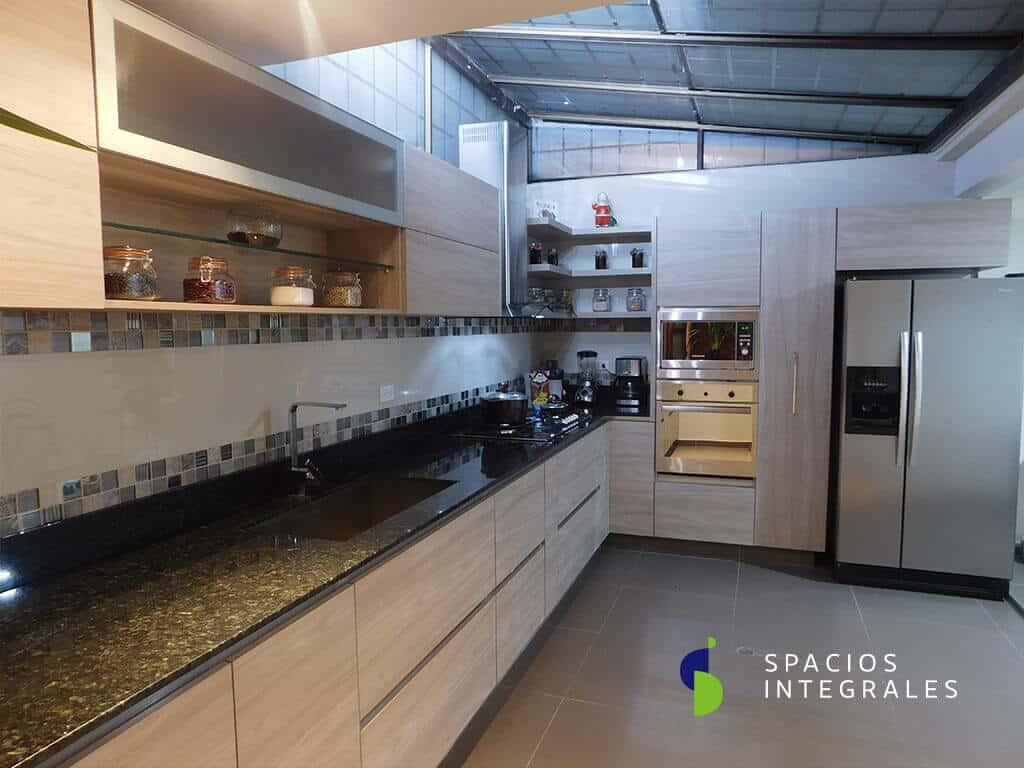 Imilk.info = Cocinas Integrales Modernas Para Espacios Pequenos ...